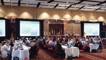 Delegates at the 2014 PMC's Priority Setting Meeting. Photo from http://www.agr.gc.ca.