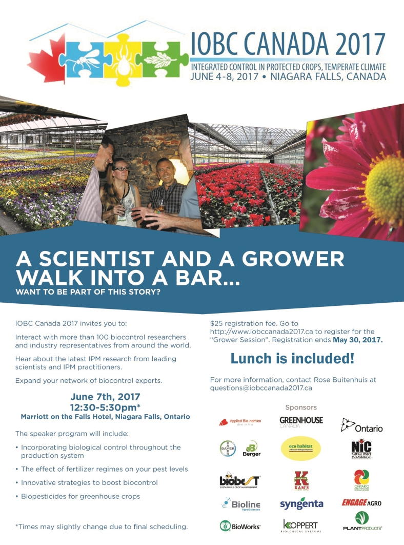 Grower Day Ad - May 30 deadline