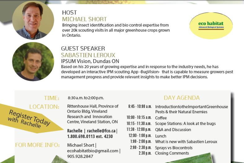 IPM workshop 2020 agenda